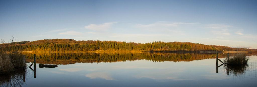Fewston and Swinsty Reservoirs