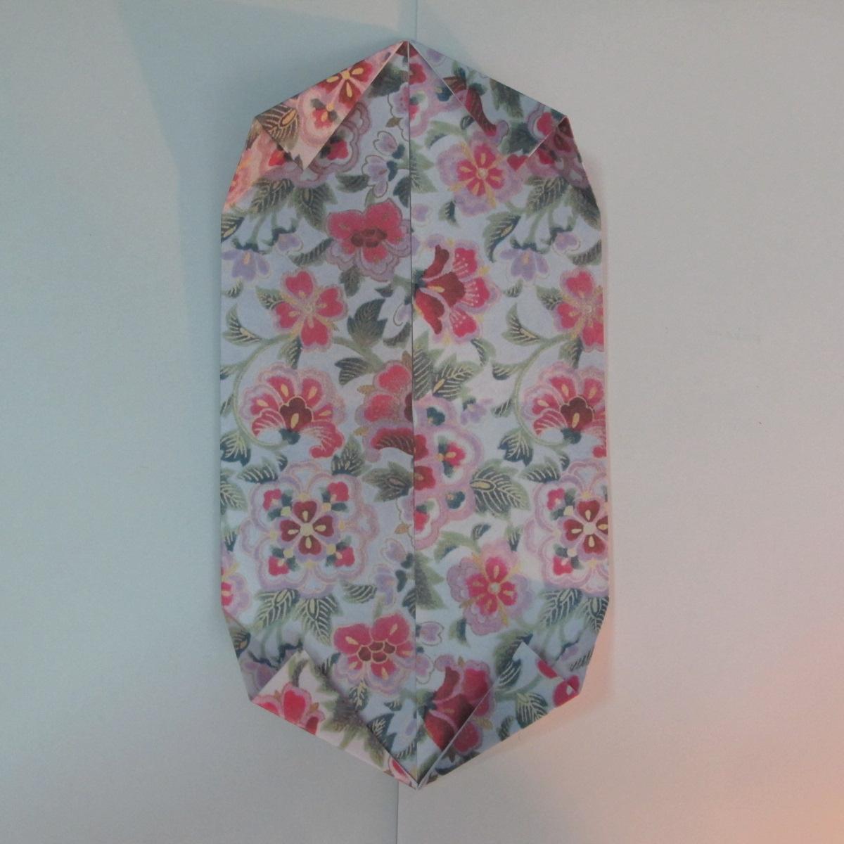 การพับกระดาษเป็นรูปหัวใจแบบ 3 มิติ 017