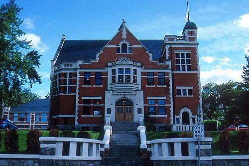 Heritage Building, Kamloops, Thompson Valley, Thompson Okanagan, British Columbia, Canada
