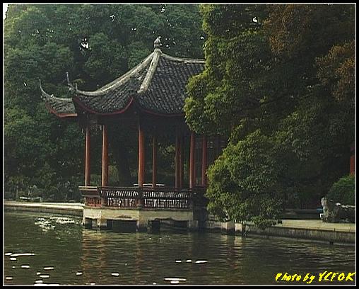 杭州 西湖 (其他景點) - 170 (白堤上的西湖十景之 平湖秋月)