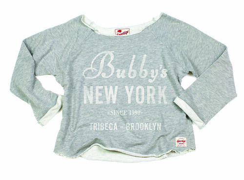 Womens Bubby's New York T-Shirt