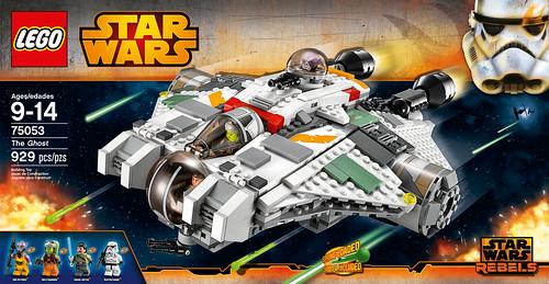 LEGO Star Wars 75053