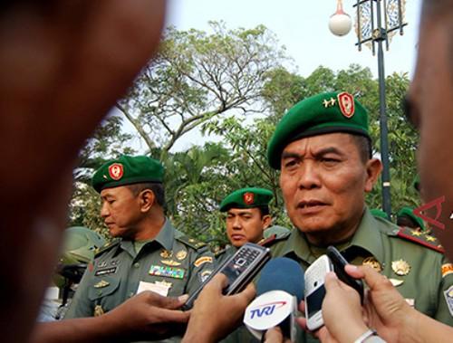1.300 TNi Amankan Pemilu di Aceh