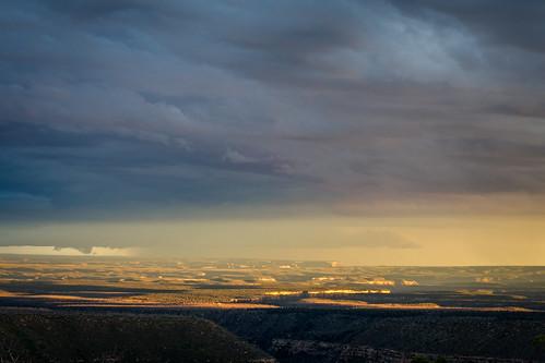 sunset vacation sky usa cloud holiday clouds america colorado unitedstates roadtrip mesaverde mesaverdenationalpark