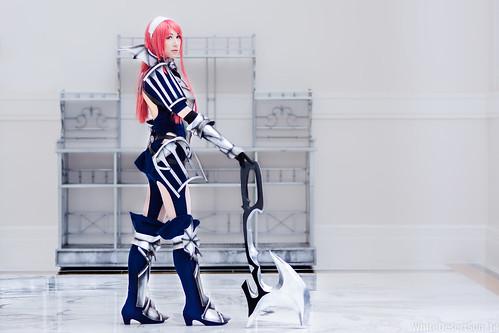 Cherche by C & C Cosplay Factory Katsucon 2014 Fire Emblem Awakening Cosplay