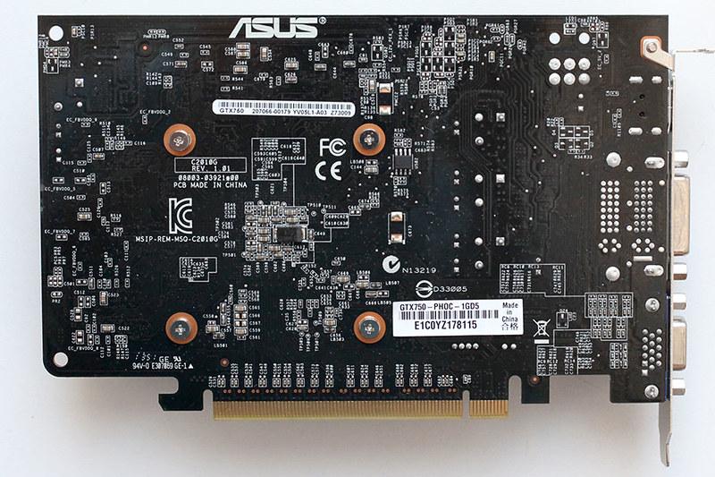 [Đập hộp] ASUS GTX 750 OC 1GB - 10247