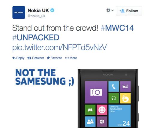 Nokic Mock Samsung
