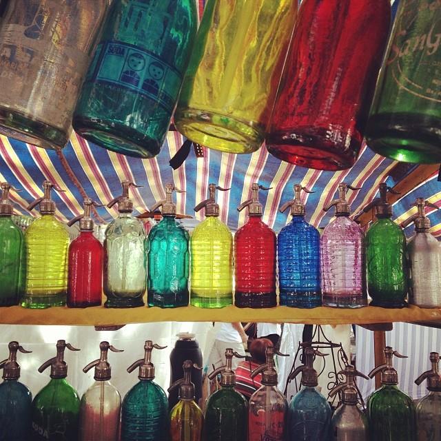 Mercado de #santelmo #buenosaires