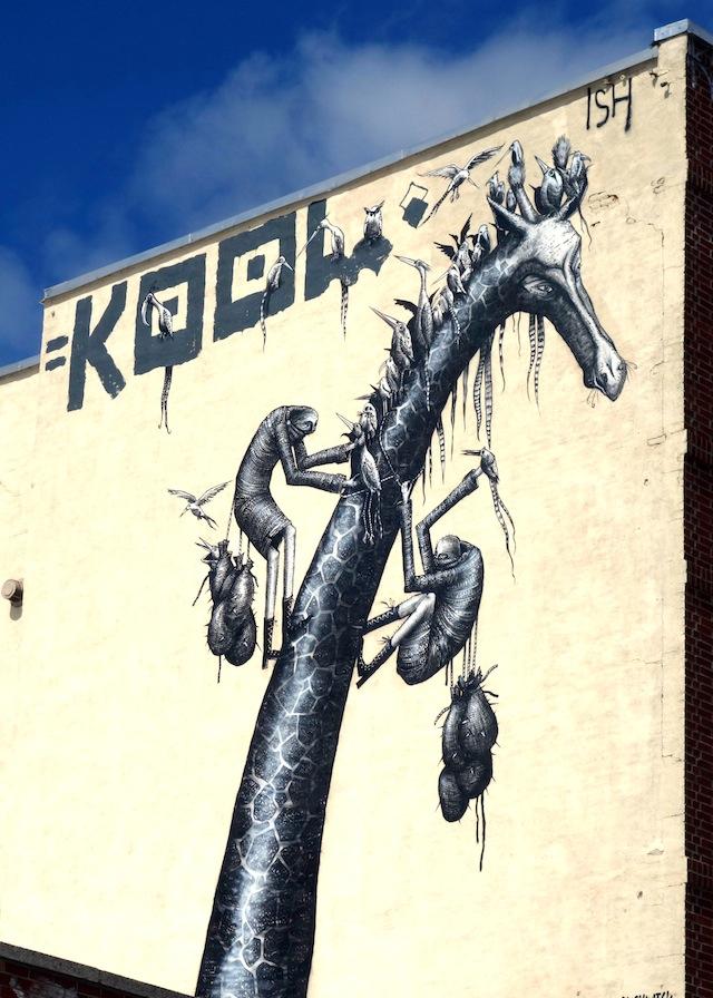 Brooklyn street art The Bushwick Collective 2
