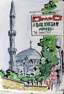 Eyüp Mosque. Istanbul