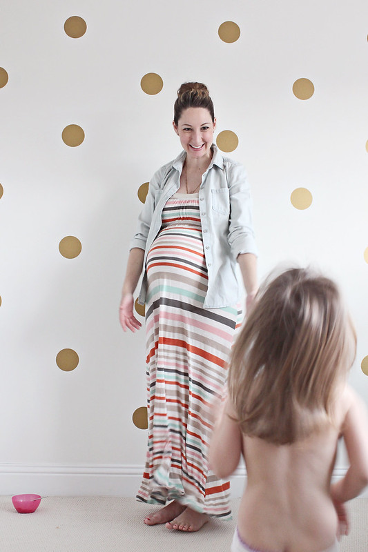 35 weeks - maternity