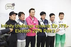 Infinity Challenge Ep.379