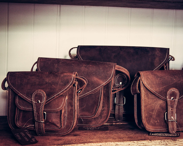 Very Vintage Scaramanga saddle bags_Web