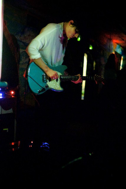 Bashan at the Shacklewell Arms