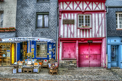 Honfleur : casa di Louis-Alexandre Dubourg