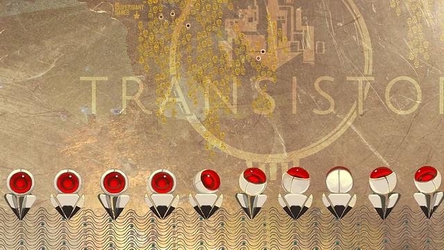 Transistor on PS4