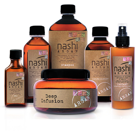Composit NASHI ARGAN light