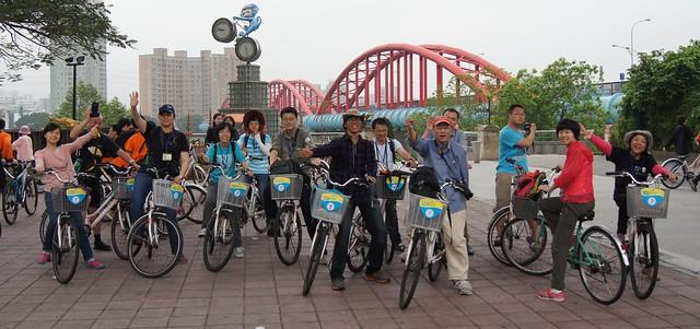 中國NGO來台交流環境工作經驗。