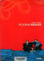 Frederik Peeters, Píldoras azules