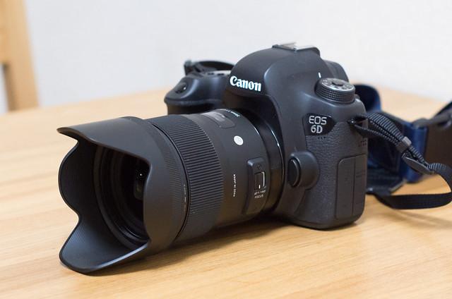 EOS 6D, SIGMA 35mm F1.4 DG HSM