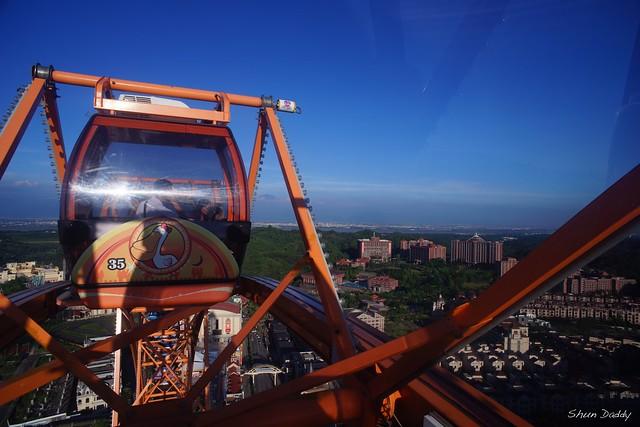 Ferris Wheel On Top