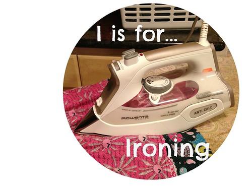 Ironing 2