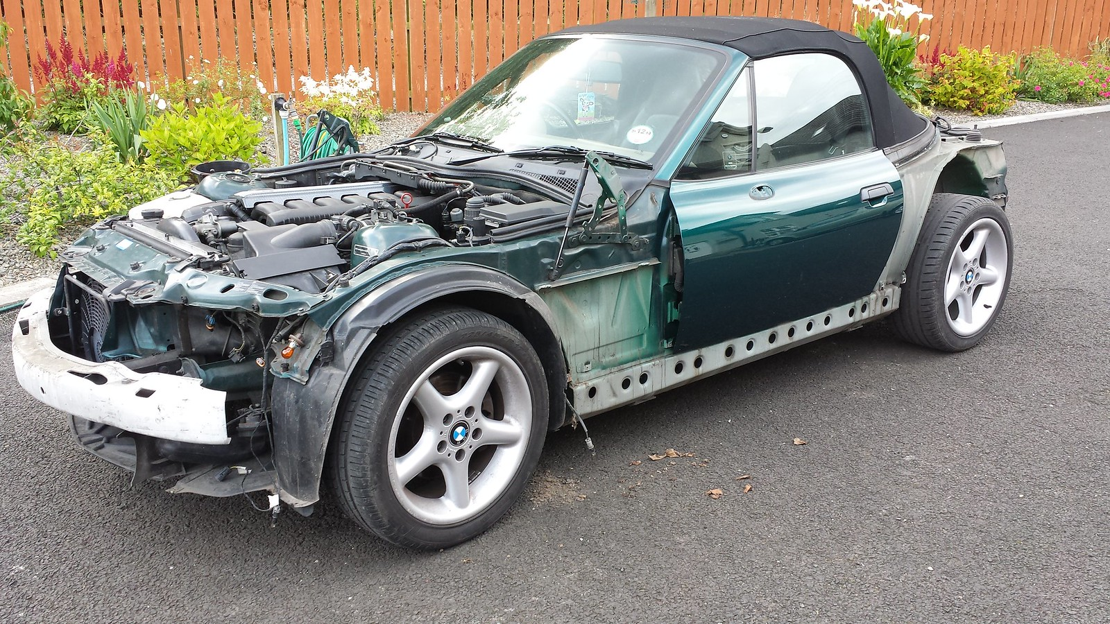 Uk Quot Kobra Quot Kit Based On A Bmw Z3 Ffcars Com Factory