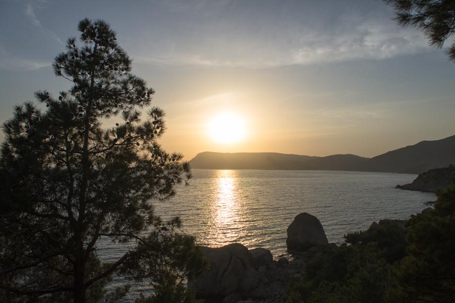 Закаты Крыма. © Kartzon Dream - авторские путешествия, авторские туры в Индию, тревел видео, фототуры