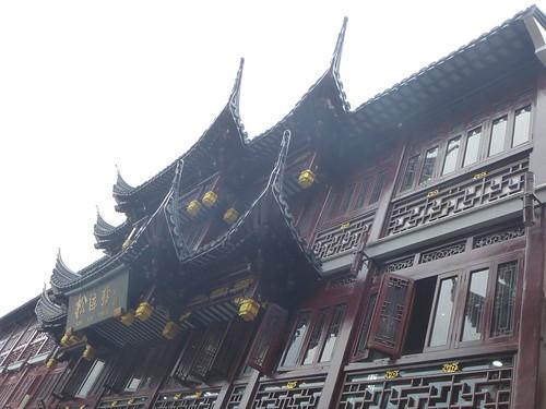 Shanghai-Jardin Yuyuan (11)