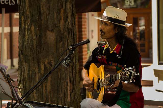 Cambridge Music in the Park