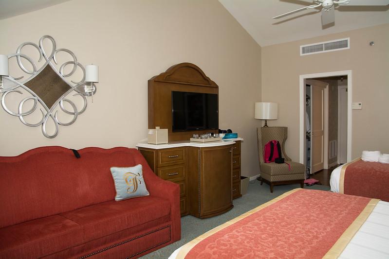 Grand Floridian Dormer Room