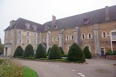 2016-10-24 10-30 Burgund 609 Abbaye de Pontigny