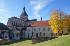 2016-10-24 10-30 Burgund 640 La-Charité-sur-Loire, Notre-Dame de La Charité