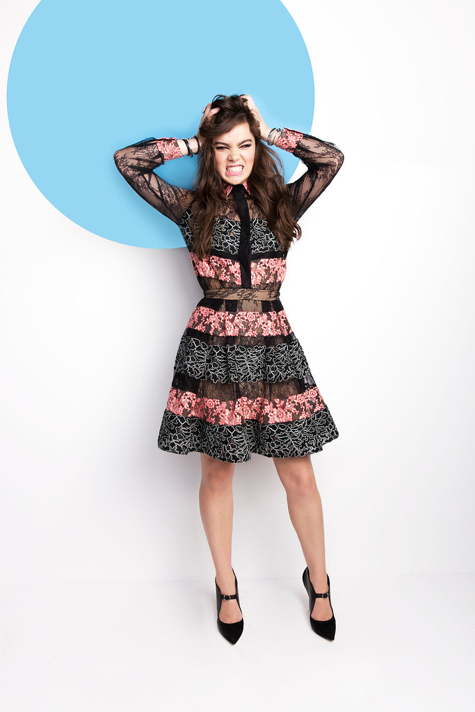 Хейли Стейнфилд — Фотосессия на «Teen Choice Awards» 2014 – 1