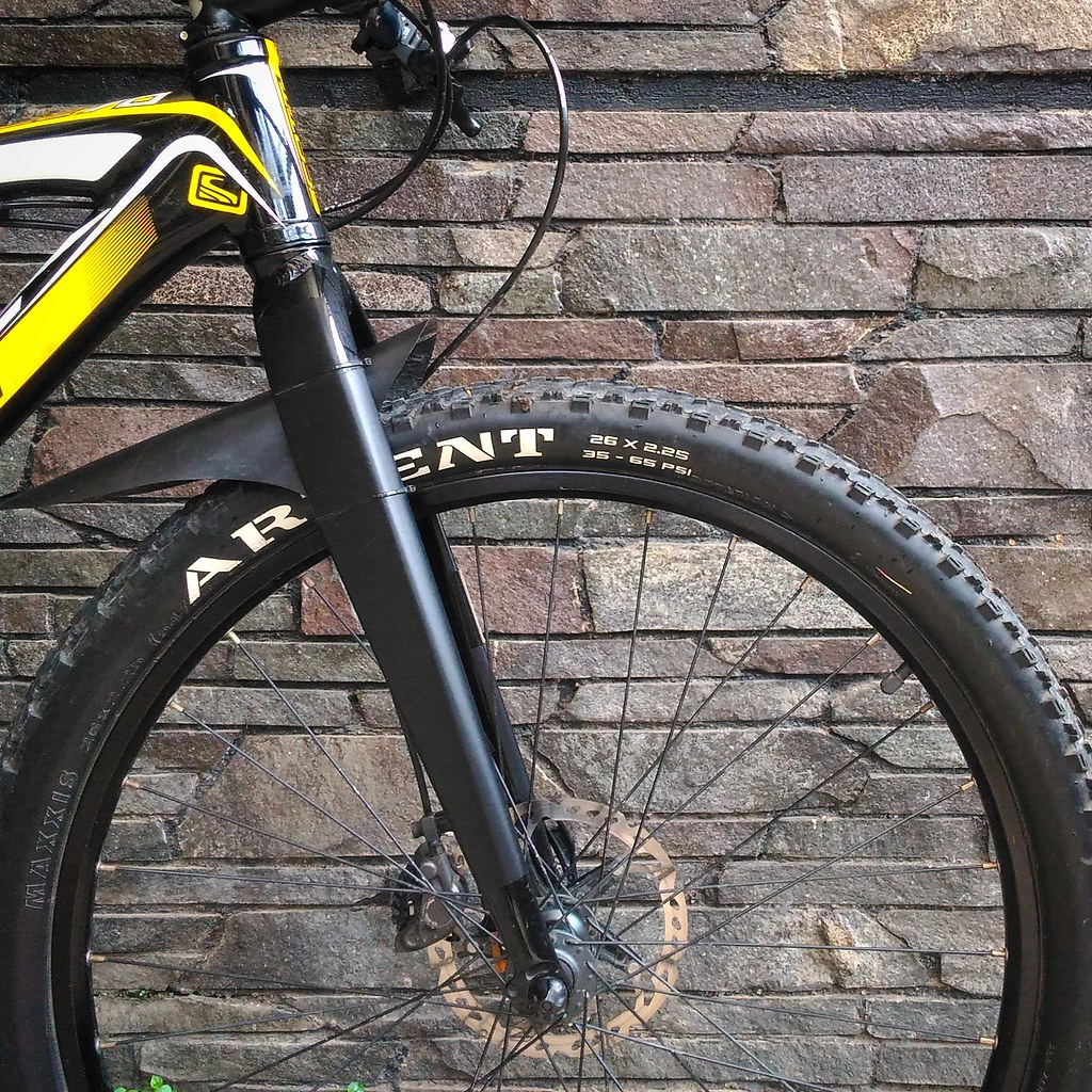 Simple, Reliable, Low-maintenance Rigid Fork