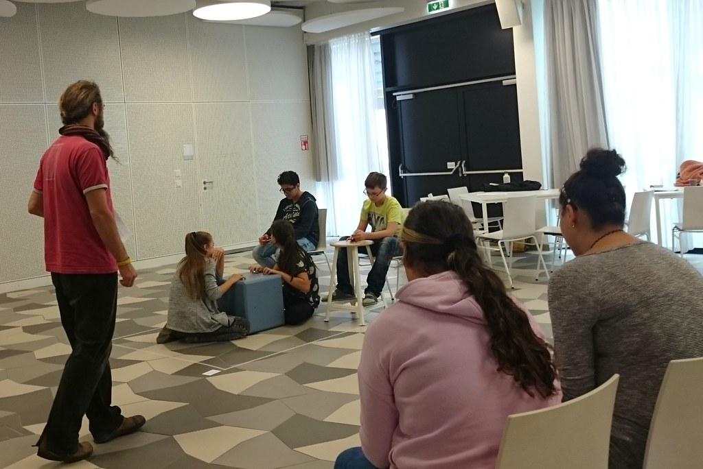 Workshop NMS Bildungscampus Sonnwendviertel