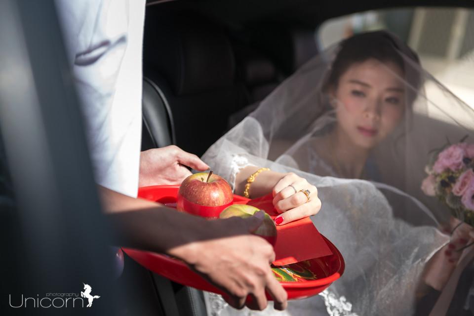 《婚攝一条》冠廷 & 姵穎 / 全國麗園