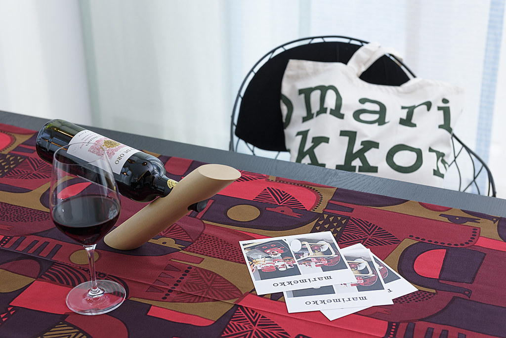 【台南老爺行旅x Marimekko】Perfect Mari Suite老爺套房(1)