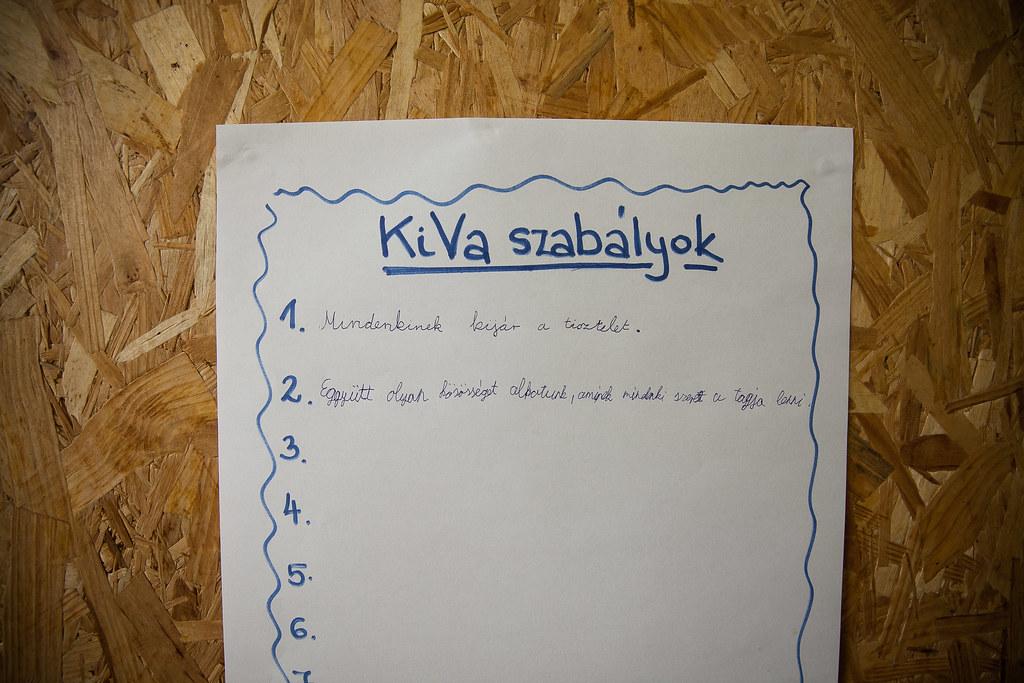 Papkeszi KiVa erőszakmentes program