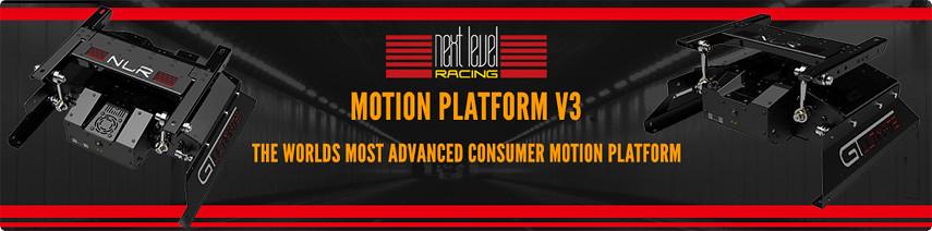 Next Level Racing Motion Simulator Platform V3