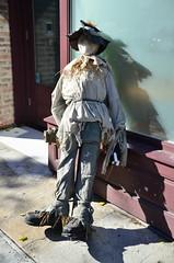 City Scarecrow