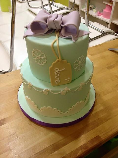 Cake by Vainilla, Coco y algo más