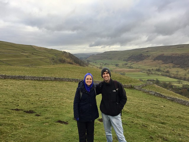 Hike in Yorkshire Dales