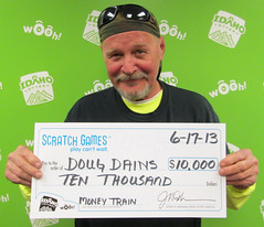 Doug Dains - $10,000 Money Train