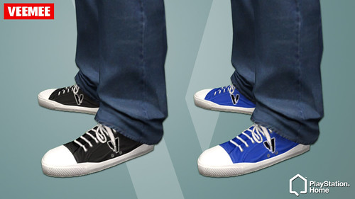 Inverse sneakers
