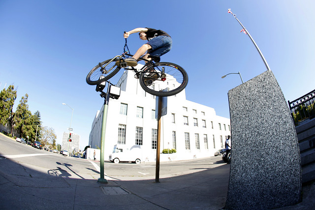 Payton Schwarz - Gap to Curb cut. Oakland, CA