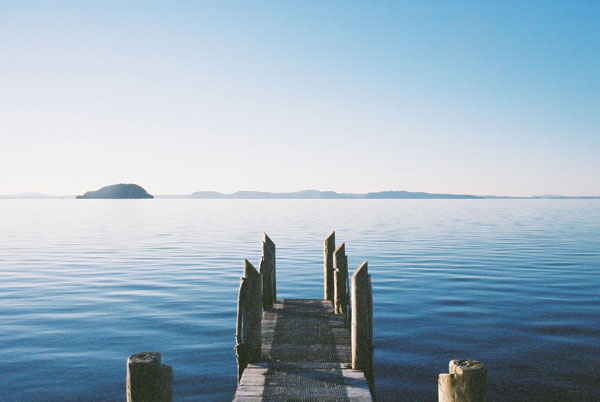 New Zealand: Lake Taupo 5