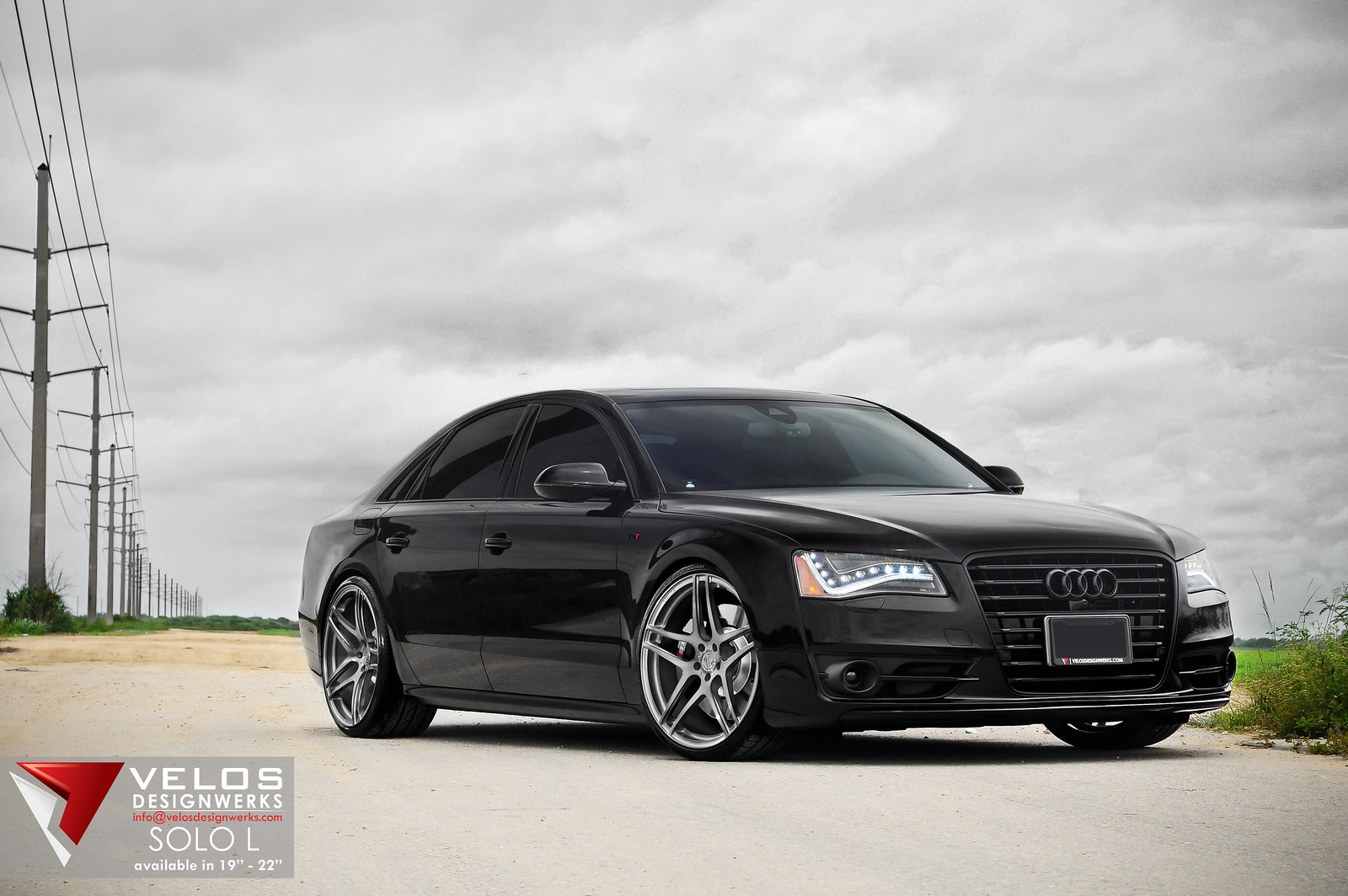2013 audi s8 velos designwerks solo l wheels full shoot inside. Black Bedroom Furniture Sets. Home Design Ideas