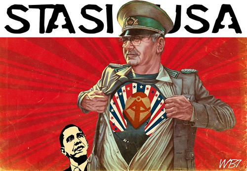 STASI USA by WilliamBanzai7/Colonel Flick