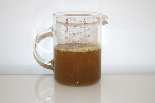 18 - Zutat Gemüsebrühe / Ingredient vegetable stock